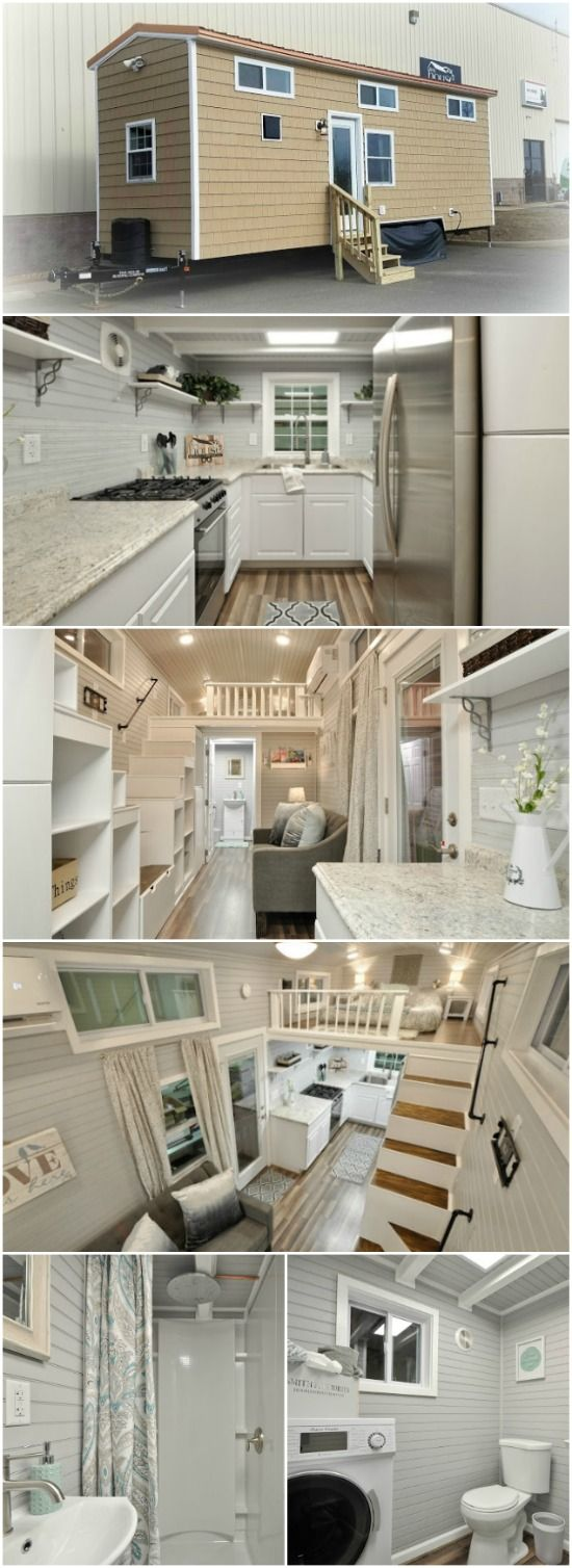 best 25 building costs ideas only on pinterest building a house meet kate the 345sf luxurious model from tiny house building company