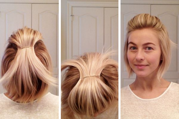 How To Go From Bedhead To Beautiful In 5 Minutes Flat – Julianne Hough