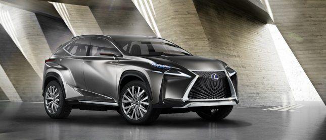 New Lexus SUV