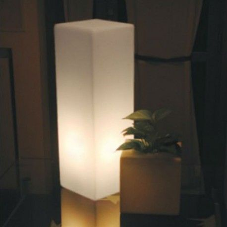 Slide design - Colonne lumineuse LED sans fil IO