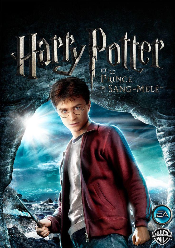 Harry Potter 6 et le Prince de sang mêlé affiche