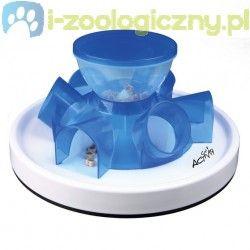TRIXIE Cat Activity Tunnel Feeder - edukacyjna zabawka dla kota