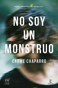 No soy un monstruo de Carmen Chaparro   Ebooks Epub y PDF Gratis