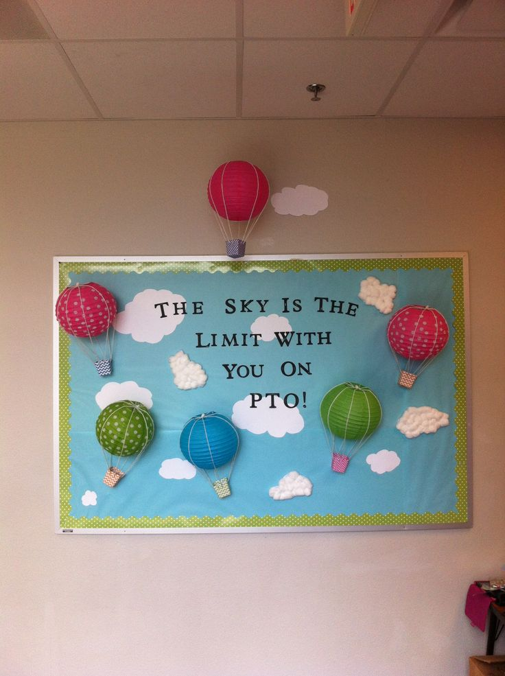NIce away to promote your PTO!