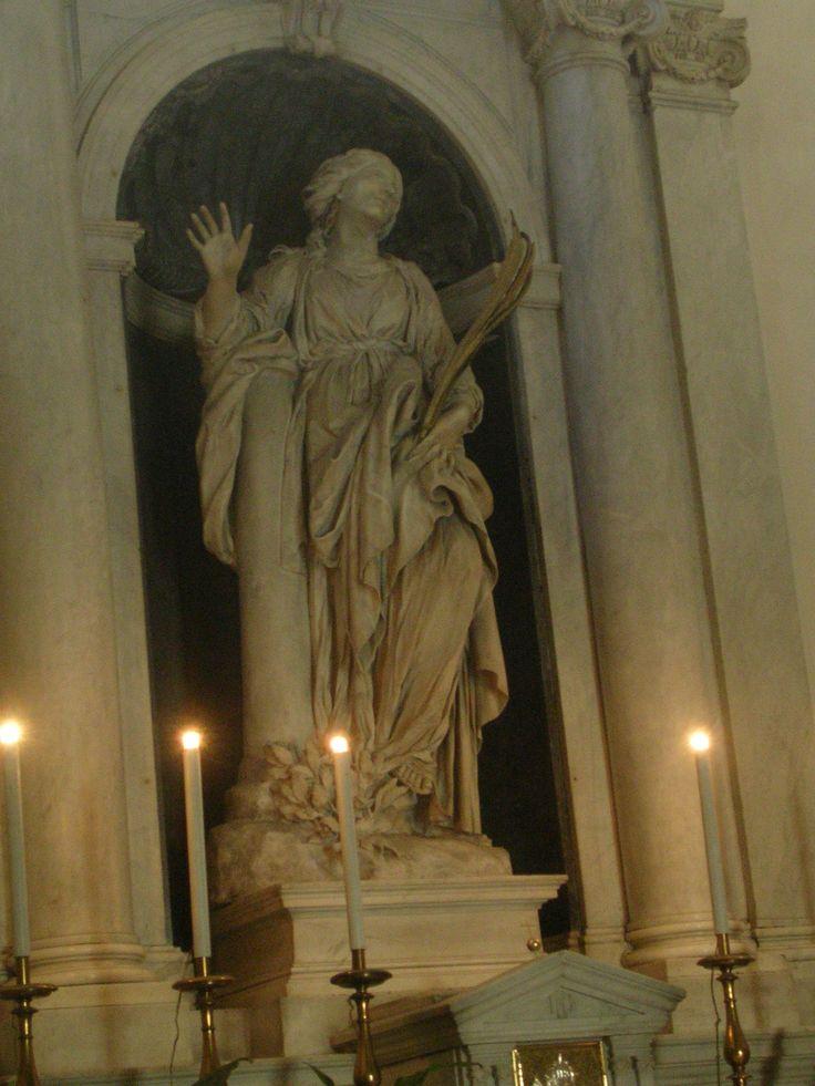 Gianlorenzo Bernini - Santa Bibiana - Church of Santa Bibiana - Rome