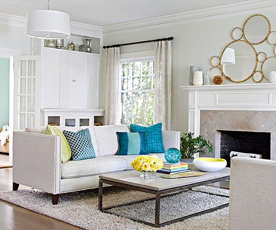 Home Makeover: Lighten Up Is your home feeling drab and dark? Lighten it up with a few quick tricks. Take a cue from this home, which is light, bright, and oh-so-stylish, and you'll be on your way to a better, brighter home.