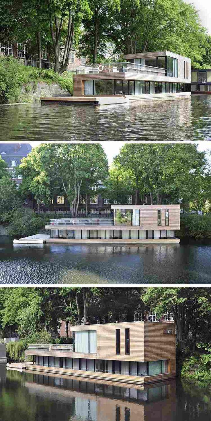 Les 25 meilleures id es de la cat gorie maison modulaire for Architecture traditionnelle scandinave