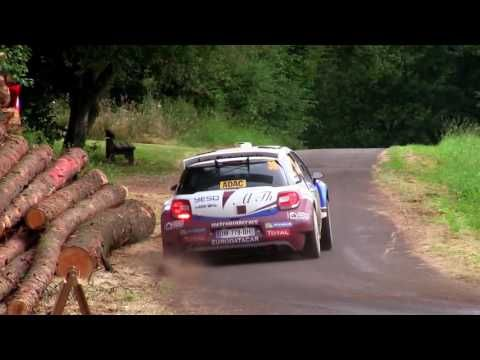 WRC Rallye Deutschland 2016  Flat Out & Max Attack awesome moments