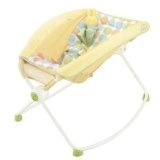 Fisher-Price Newborn Rock 'n Play Sleeper, Yellow (Baby Product)By Fisher-Price