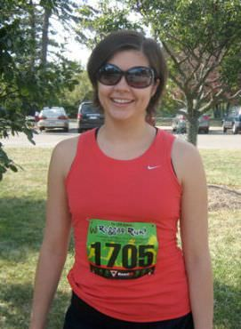 Coach Nicole ran her first race this past weekend! Find out how it went.