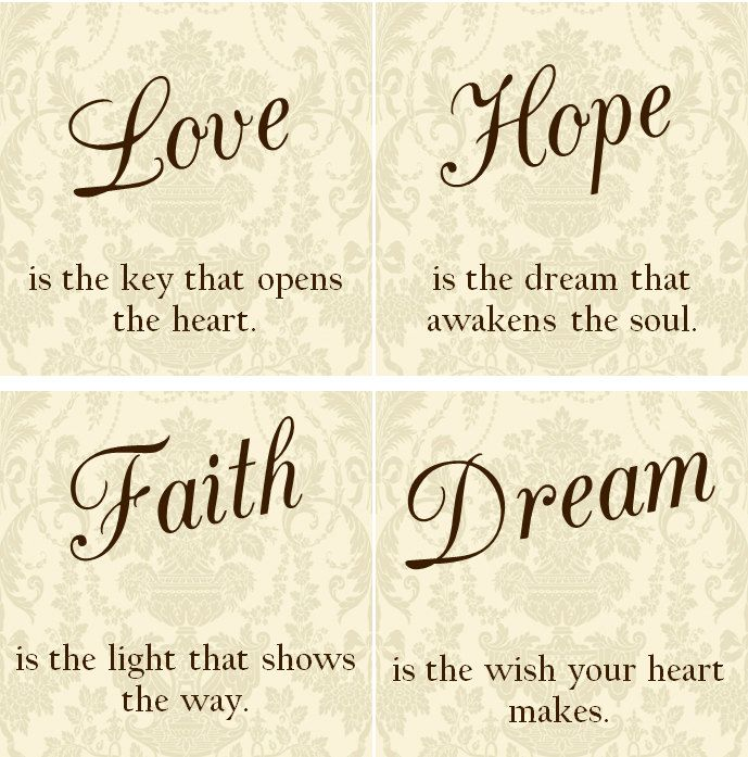 Love Hope Parksidetraceapartments Delectable Love And Faith Quotes