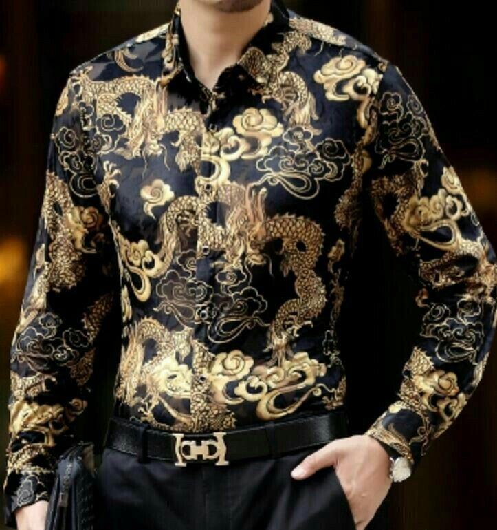 32+ Gold dress shirt information