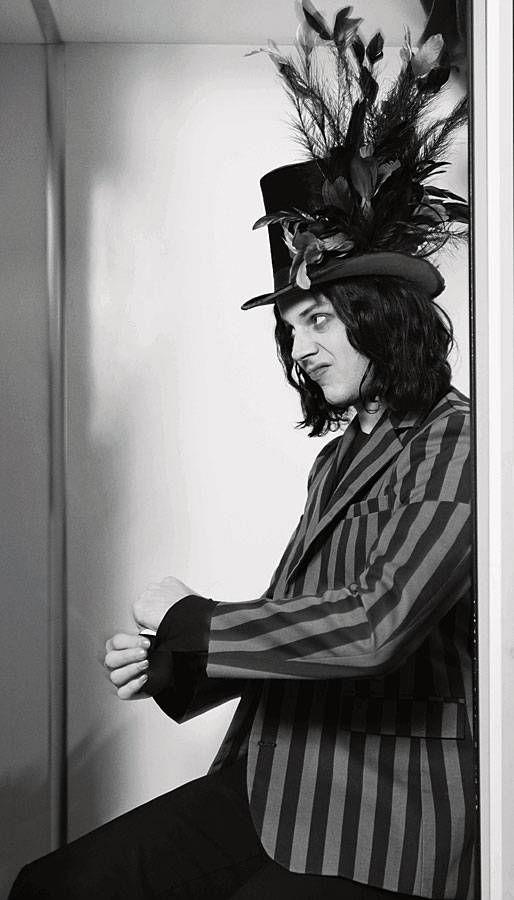 He is perfection. The love and admiration I have for Jack White is ridiculous