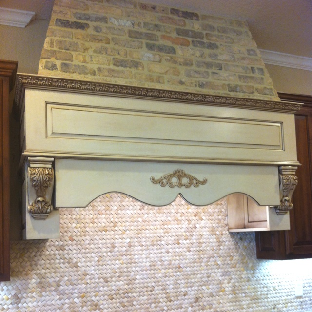 Second Hand Clive Christian Kitchen: 40 Best Vent Hood Images On Pinterest