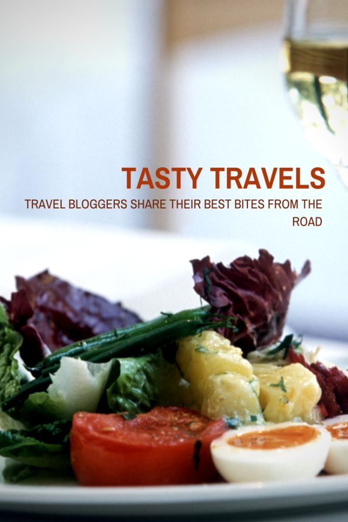 Tasty Travels- Travel Bloggers Share Their Best Bites from the Road www.casualtravelist.com