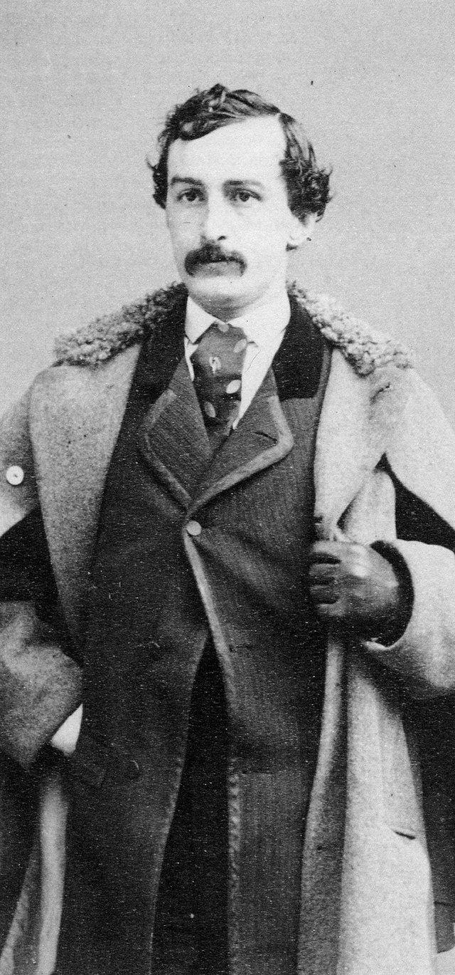 John Wilkes Booth was born May 10, 1838, on a small farm known as Tudor Hall, Harford County, Maryland.