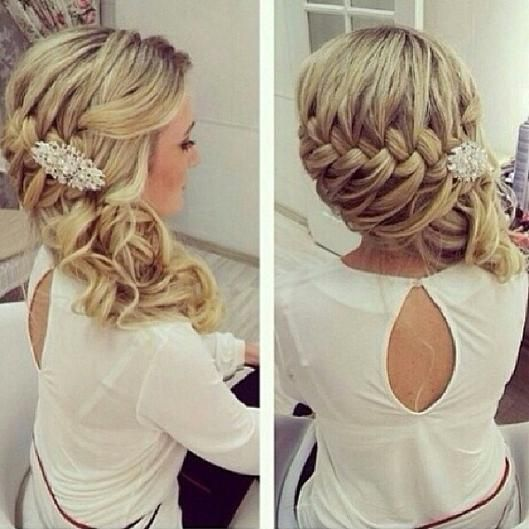 Side Braid Hairstyles From Instagram   Beauty High