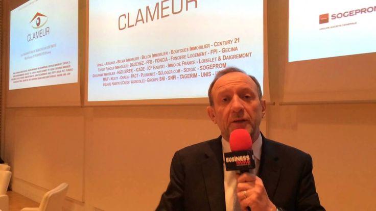 François Davy, président de Clameur, explique l'impact de l'encadrement des loyers sur le marché locatif privé.