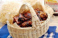Gourmet Chicken Wings (Hähnchenflügel) 1