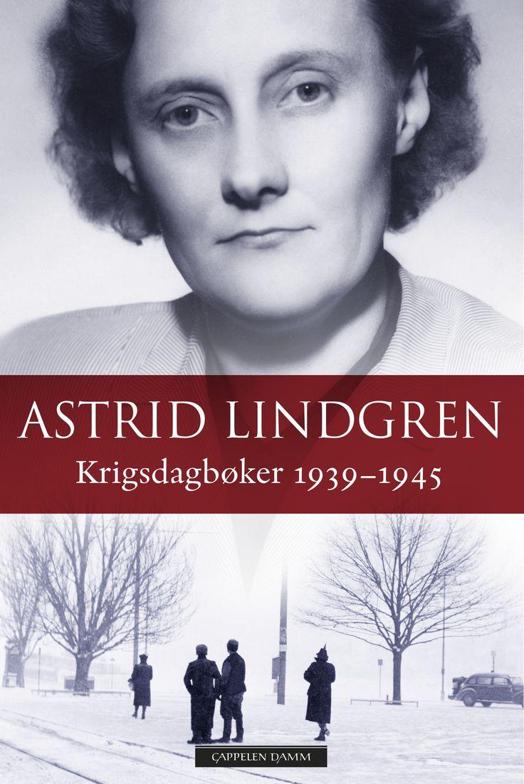 Gjennom hele andre verdenskrig førte Astrid Lindgren dagbok hvor hun skildret hverdagslivet i Stockholm, men også skrev sine betraktninger rundt de storpolitiske hendelsene i verden. I tekster fylt av skrekk og dyp sorg gir krigsdagbøkene en svært personlig skildring av hvordan dramatiske verdenshendelser virker inn på oss alle.