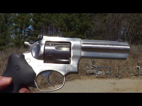 Ruger GP100 Revolver 327 Federal Magnum - YouTubeLoading that magazine is a pain! Get your Magazine speedloader today! http://www.amazon.com/shops/raeind