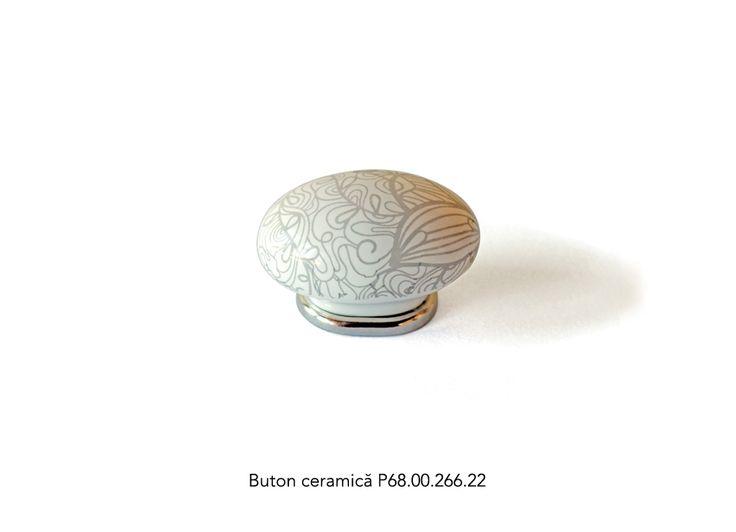 Buton ceramica P68.00.266.22