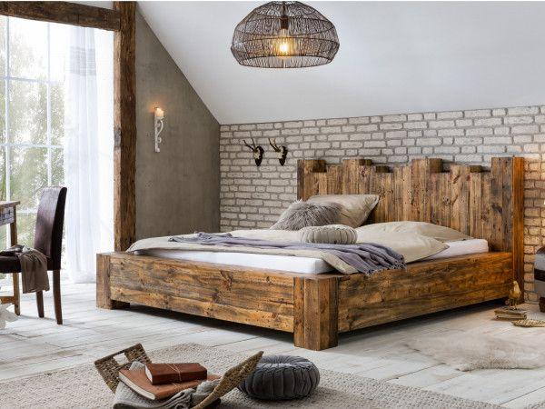 Das Bett Kingsburgh Ist Etwas Fur Liebhaber Des Naturlichen Und