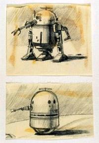 R2 concept Ralph McQuarrie - Wookieepedia, the Star Wars Wiki