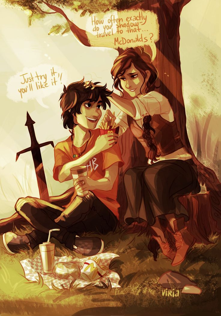 Bianca and Nico Di Angelo. THIS PICTURE STABS MY FEELS REPEATEDLY WITH A HOT KNIFE.