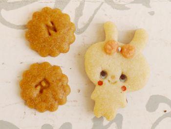 白うさぎリボン - 絵本なお菓子sai* 絵本なクッキー世界一可愛いクッキープチギフト結婚式通販オーダーメイド名前入れブライダルウェディング