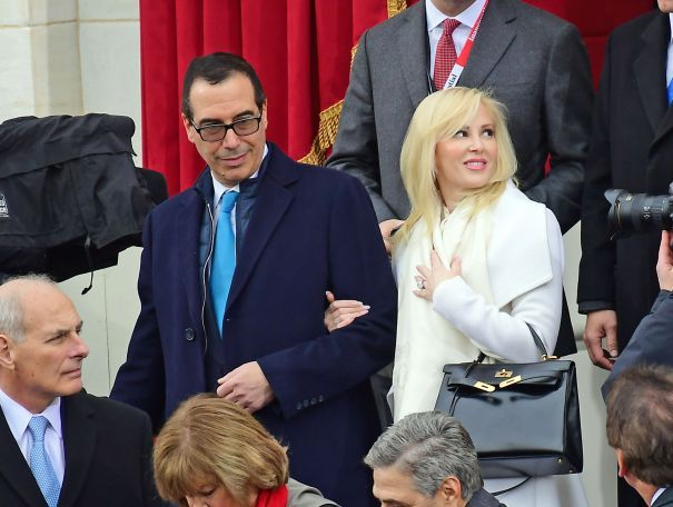 Steve Mnuchin Broke No Law Using Private Jets But Inspector General Dubious Of Explanation For Need