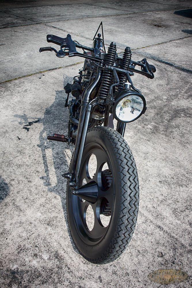Bike Manufaktur Eggesin www.strawfish.com
