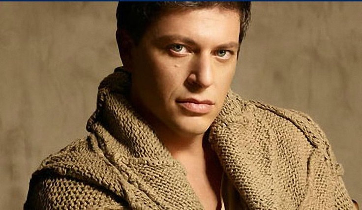 Patrizio Buanne at Warner Music Group Germany