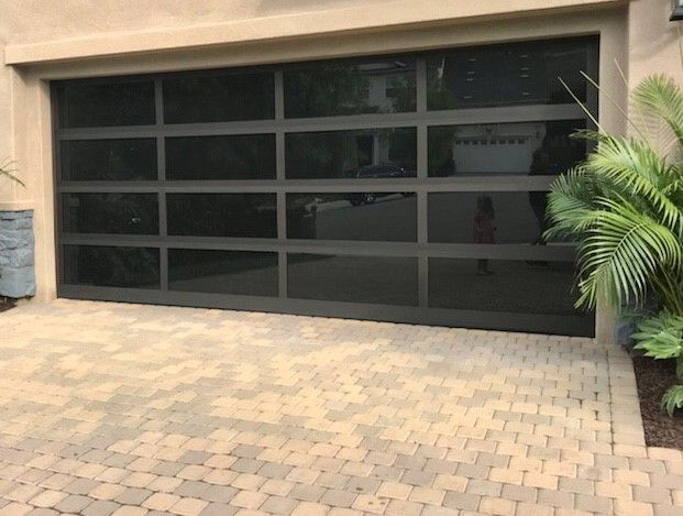 Modern Glass Garage Doors At Factory Direct Wholesale Pricing In Phoenix Los Angeles San Diego Glass Garage Door Doors Garage Door Types