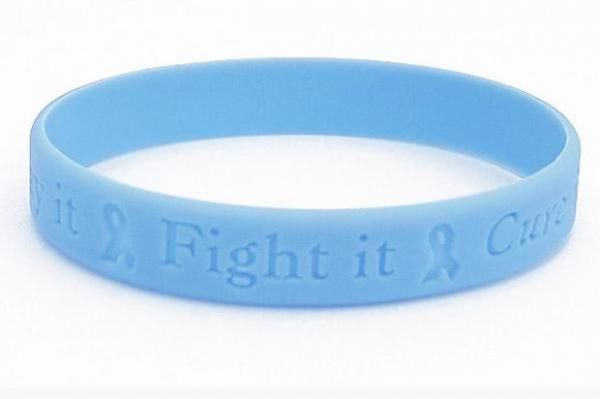 Say It, Fight It, Cure It Cancer Wristband | Choose Hope