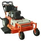 36 in. 22 HP Subaru EH65V Dual Hydro Finish Cut Turf Gas Electric Commercial Walk Behind Mower with Floating Deck