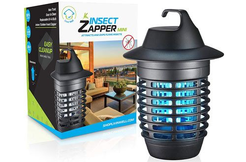 Pin On Top 10 Best Indoor Electric Mosquito Killers Zappers