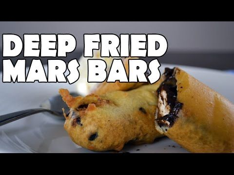 A Simple Irresistible Deep Fried Mars Bar Recipe - Lazy Ass Meals