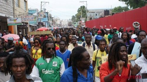 Haiti Dreadlocks Protest Eurocentric Profiling - Haiti news