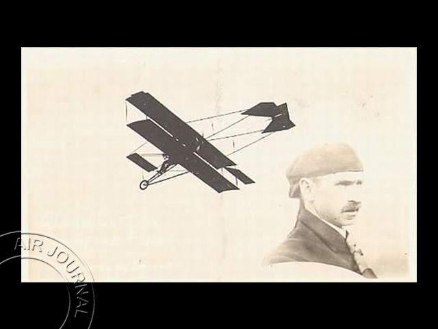 Le 28 août 1909 dans le ciel : Coupe Gordon-Bennett, le pilote Glenn Curtiss s'impose