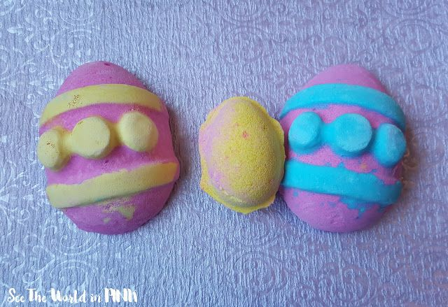 See the World in PINK: Lush Shopping Haul - Easter Goodies! #seetheworldinpink