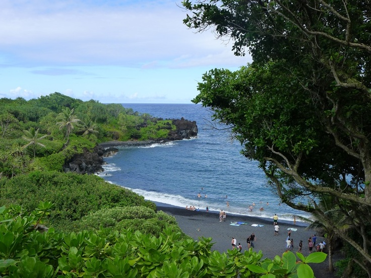 9 best travel and change of place impart new vigor to the for Black sand beaches costa rica