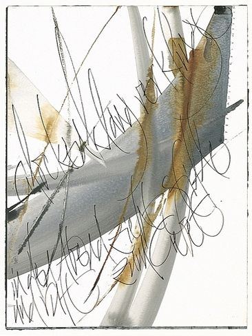 Berliner Sammlung Kalligraphie: Birgit Naß