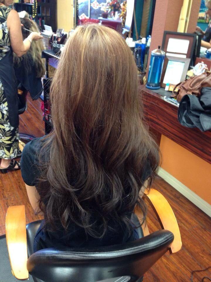 reverse ombre hair | Tumblr