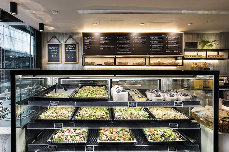 The Slurp Soup and Salad Bar, Perth, Australia   DesignRulz.com