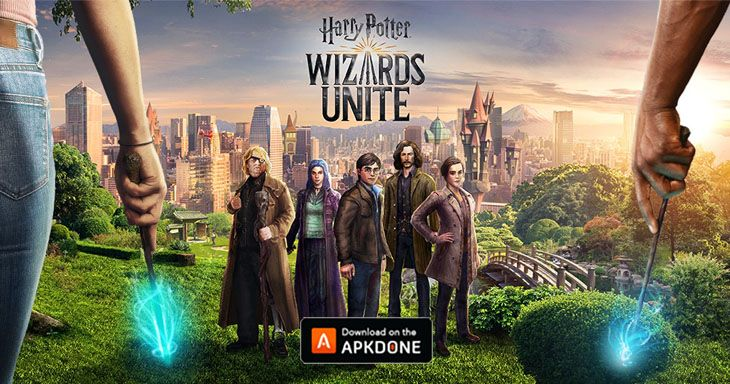 New Apk Harry Potter Wizards Unite 2 13 1 Apk Updated Modded Apkdone Harry Potter Wizard Harry Potter November Events