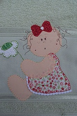 .Maria Helena Furlan's: Baby Applique, Photo