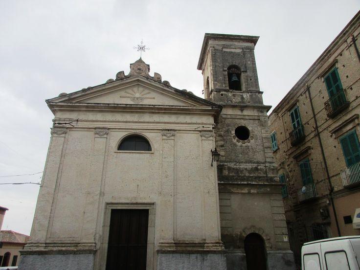 Tropea - Kalábrie - Itálie