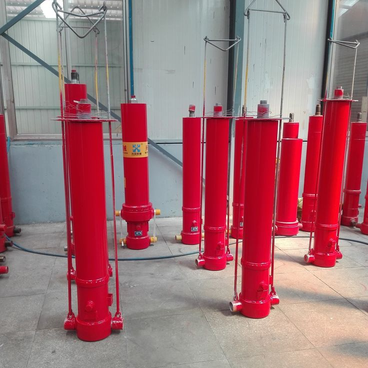 hydraulic cylinder customization in China all kinds of hydraulic cylinder(bore DIA:12~500mm,stroke 50~12000mm)can be customized here.including telescopic front end types and underbody types.mainly models:KRM PENTA EDBRO PARKER HYVA and etc..OEM is allowed. Good quality with low priec!It is your first choice to reduce the production cost to increase the competitiveness of product markets.