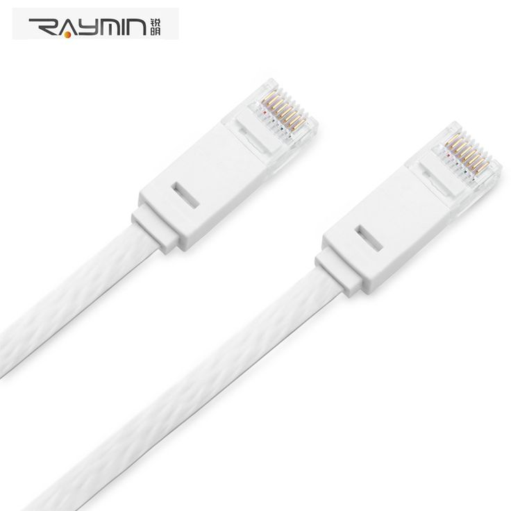 >> Click to Buy << Raymin New Ethernet Cable Cat6 Flat Gigabit network Cable RJ45 Patch Lan Cable for PC Router Laptop 1M/2M/3M/5M/10M/15M/20M/30M #Affiliate